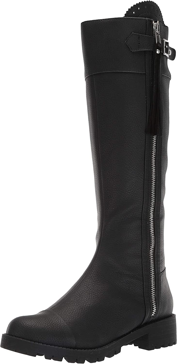 Volatile Women's Intersection Motorcycle unisex Free shipping Boot