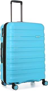 Antler 4227130016 Juno 2 4W Medium Roller Case Suitcases (Hardside), Turquoise, 68 cm