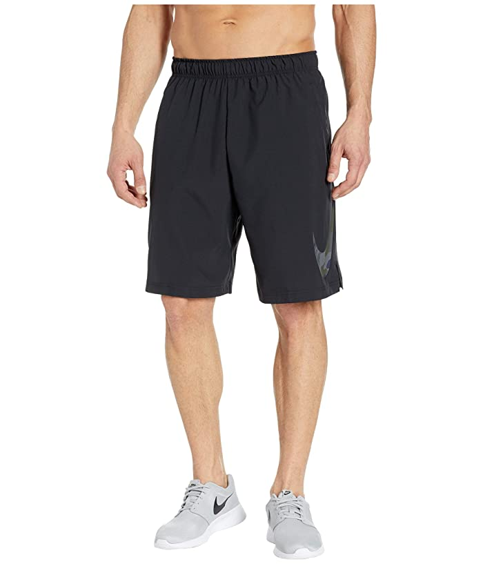 Nike Flex Shorts Woven 2 Layer Camo (Black) Men