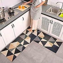 Anti-Slip Kitchen Mat for Floor Modern Bath Carpet Entrance Doormat Tapete Fashion Absorbent Area Rugs 40x60+40x120cm