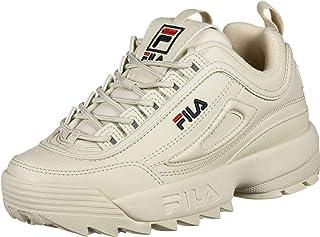 Royaume-Uni disponibilité 441dc f4bba Amazon.fr : Fila - Beige / Chaussures femme / Chaussures ...