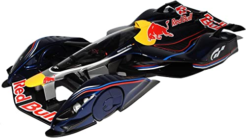 AUTOart rot Bull X2014 Sebastian Vettel Playstation Grün Turismo Blau 18118 1 18 Modell Auto