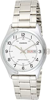Casio Silver Stainless Steel Men Watch MTP-V006D-7B2UDF