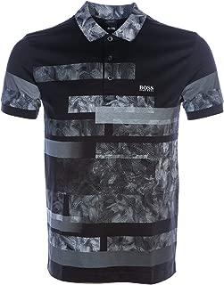 BOSS Paddy 6 Polo Shirt in Black