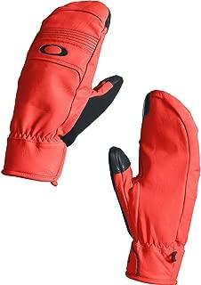 Oakley Mens Ellipse Park Mitten Gloves