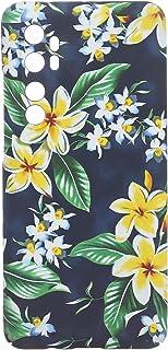 جراب خلفي سليم تصميم زهور لشاومي Mi نوت 10 لايت من بوتر - متعدد الالوان