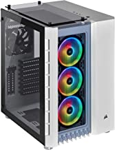$259 Get Corsair Crystal Series 680X RGB High Airflow Tempered Glass ATX Smart Case, White