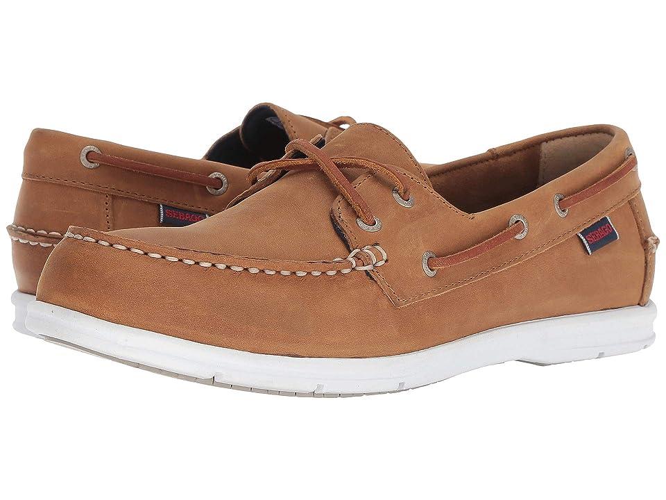 Sebago Litesides (Brown/Cognac) Men's Shoes