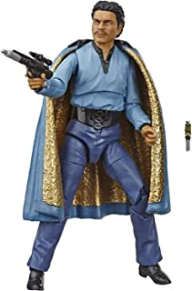 Star Wars The Black Series Lando Calrissian 6-Inch-Scale Star Wars: The Empire Strikes Back 40TH Anniversary Collectible A...