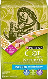 Purina Cat Chow Naturals Indoor Dry Food - 1.42 Kg