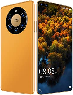 Mobile Phone, 3G Smartphone SIM Free Phone Unlocked, 3200mAh Battery, 8.0MP+5.0MP Quad Camera, Face ID and Fingerprint unl...