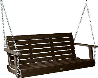 Highwood AD-PORW1-ACE Weatherly Porch Swing 5 Feet, Weathered Acorn