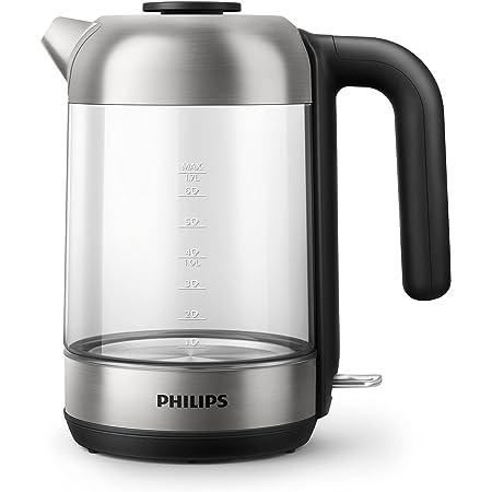 Philips HD9339/80 Bouilloire Verre 1,7 L, 2 200 W