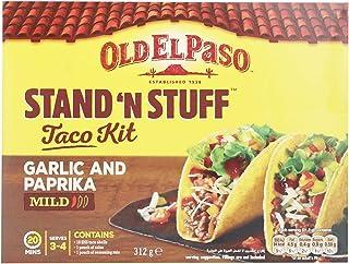 Old El Paso Stand N Stuff Taco Kit, 312 gm