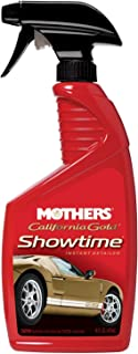 Mothers 38216 California Gold Showtime Instant Detailer, 16-Ounce