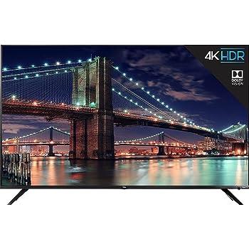 TCL 55R617 - 55-Inch 4K Ultra HD Roku Smart LED TV (2018 Model)