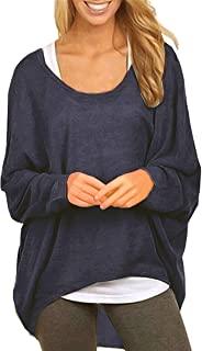 Women's Sweater Casual Oversized Baggy Loose Fitting...