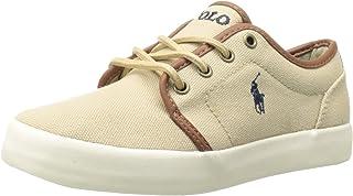 Polo Ralph Lauren Kids Ethan Low Lace-Up Sneaker (Little Kid/Big Kid)