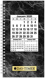 Day-Timer 2020 Daily Planner Refill, 3-1/2