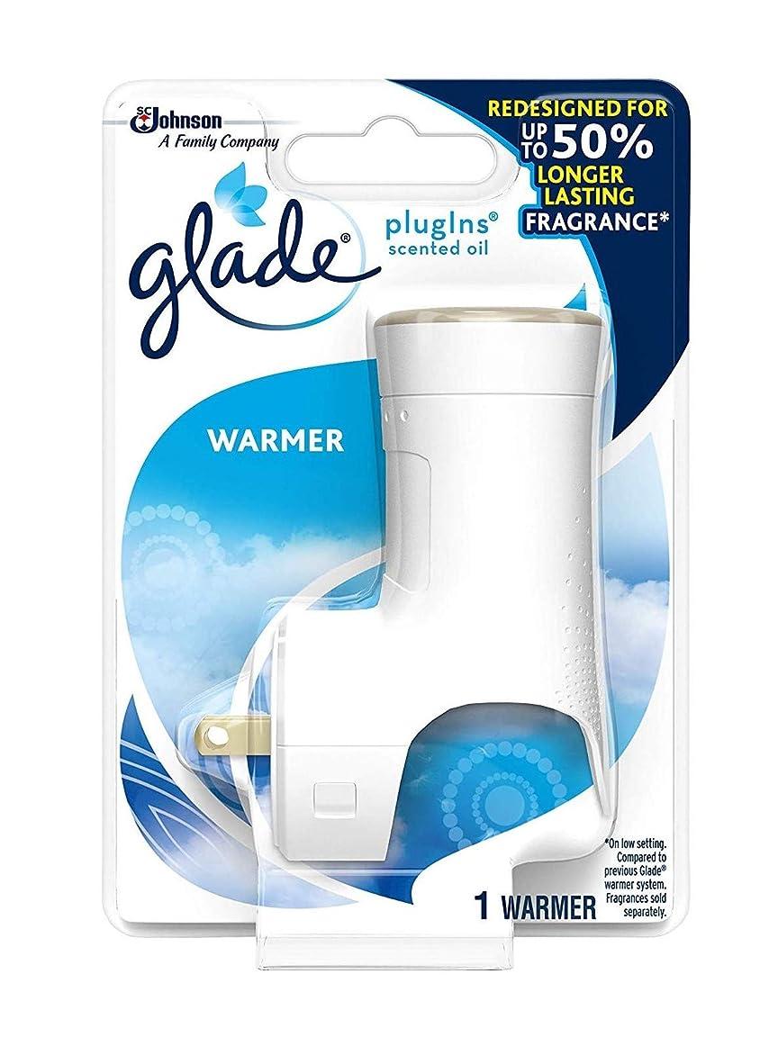 注文スリッパ管理【glade/グレード】 プラグインオイル ウォーマー本体 (1個入り) Glade Plugins Scented Oil Warmer [並行輸入品]