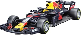 Bburago Red Bull Max 1:43 RB14, 18-38135, Multi-Colour, Ladder