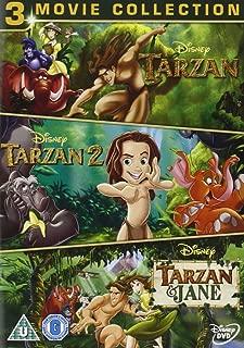 Tarzan / Tarzan 2 / Tarzan and Jane [Import anglais]