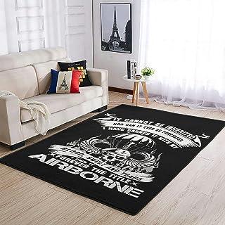OwlOwlfan Grand tapis « I Own It Forever The Title » - Décoration d'intérieur - Tapis de yoga pour chambre à coucher, cana...