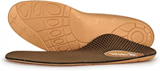 Lynco Men's L420 Sport Posted Compete Orthotic Tan 9 Medium