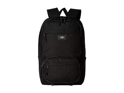 Vans Transplant Backpack (Black Ripstop) Backpack Bags