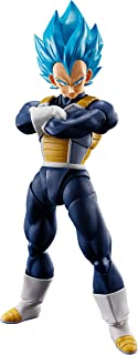 Tamashii Nations Bandai S.H. Figuarts Super Saiyan God Super Saiyan Vegeta Dragon Ball Super: Broly Action Figure