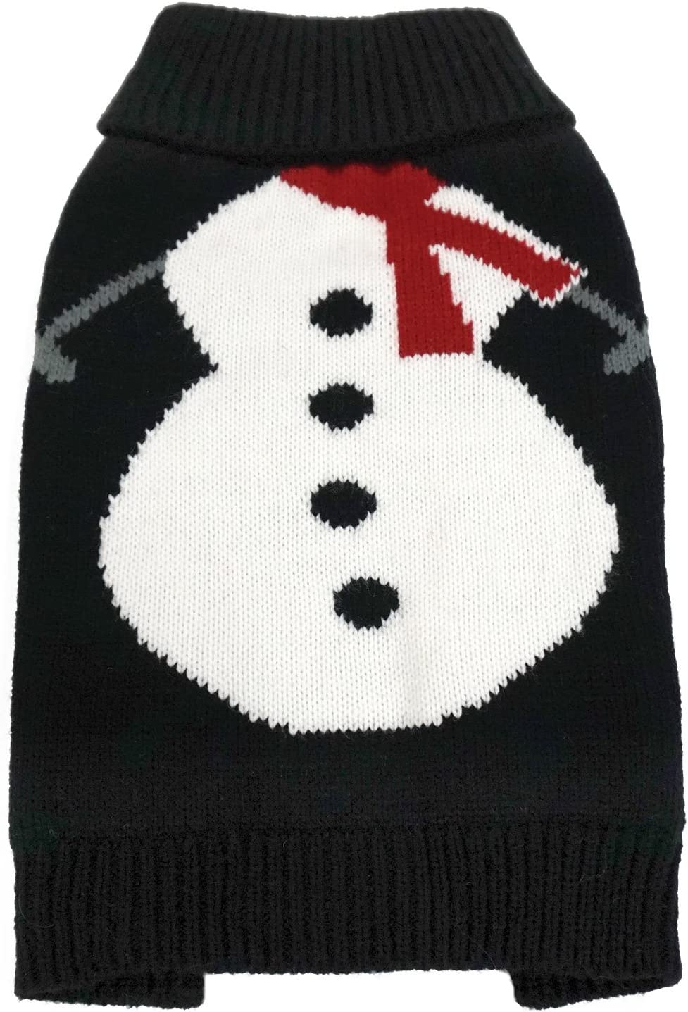 FouFou Dog 62590 Snowman Ugly X-Smal Sweater 70% OFF Outlet Christmas famous Dogs for