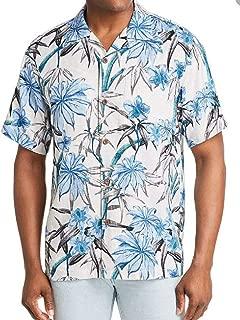 Tommy Bahama Bungalow Bamboo Silk Camp Shirt