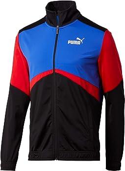Puma Black/Dazzling Blue/High Risk Red/Puma White