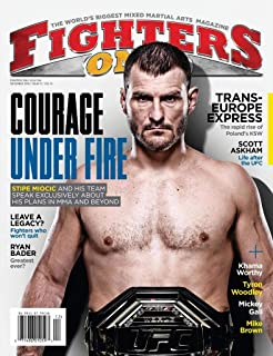Fighters Only Magazine