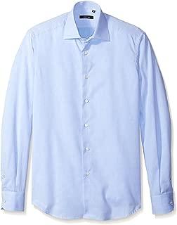 Cerruti 1881 Men's Solid Dress Shirt