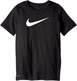 2e4457ce Black/White. 74. Nike Kids. Dry Short Sleeve Training T-Shirt (Little  Kids/Big Kids). $16.10MSRP: $20.00