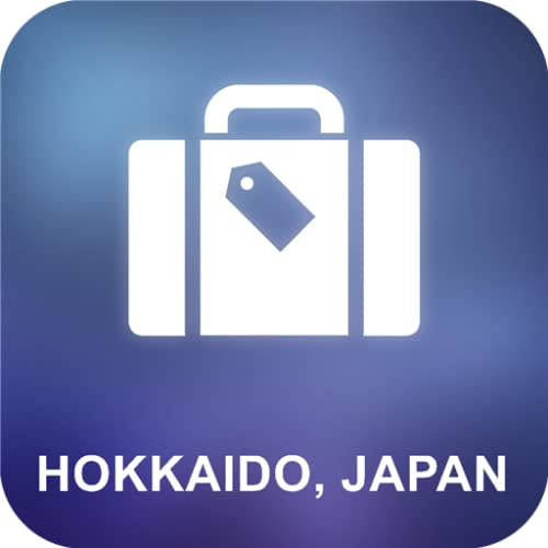 Hokkaido, Japan Offline Map