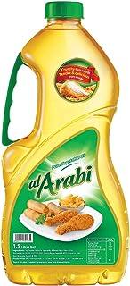 Al Arabi Pure Vegetable Oil, 1.5 Litre