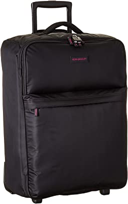 Vera Bradley Luggage - Large Foldable Roller