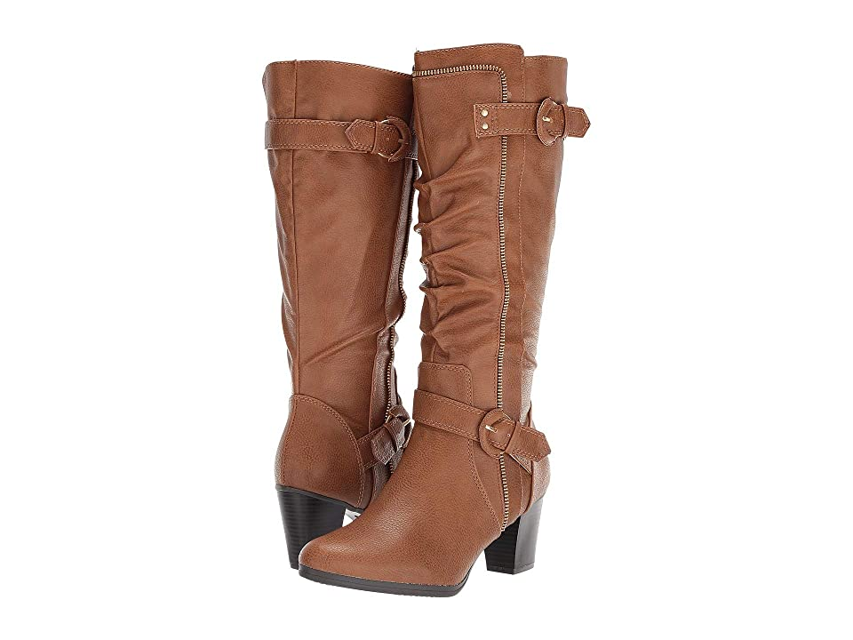 Rialto Flame (Cognac/Smooth) Women