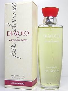 Antonio Banderas Diavolo a través De Donna Eau de Toilette 100 ml