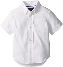 Polo Ralph Lauren Kids Performance Oxford Shirt (Toddler)