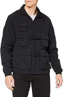 Urban Classics Men's Multi Pocket Nylon Jacket