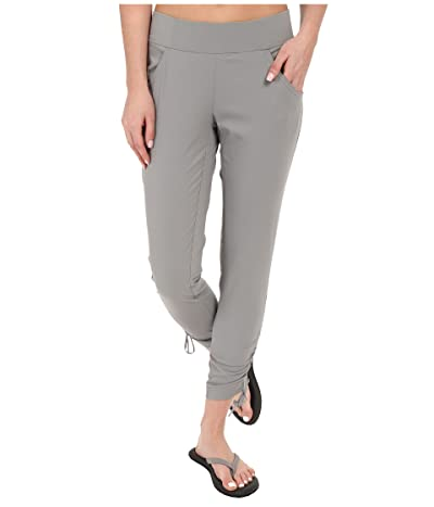 Columbia Anytime Casualtm Ankle Pants (Light Grey) Women