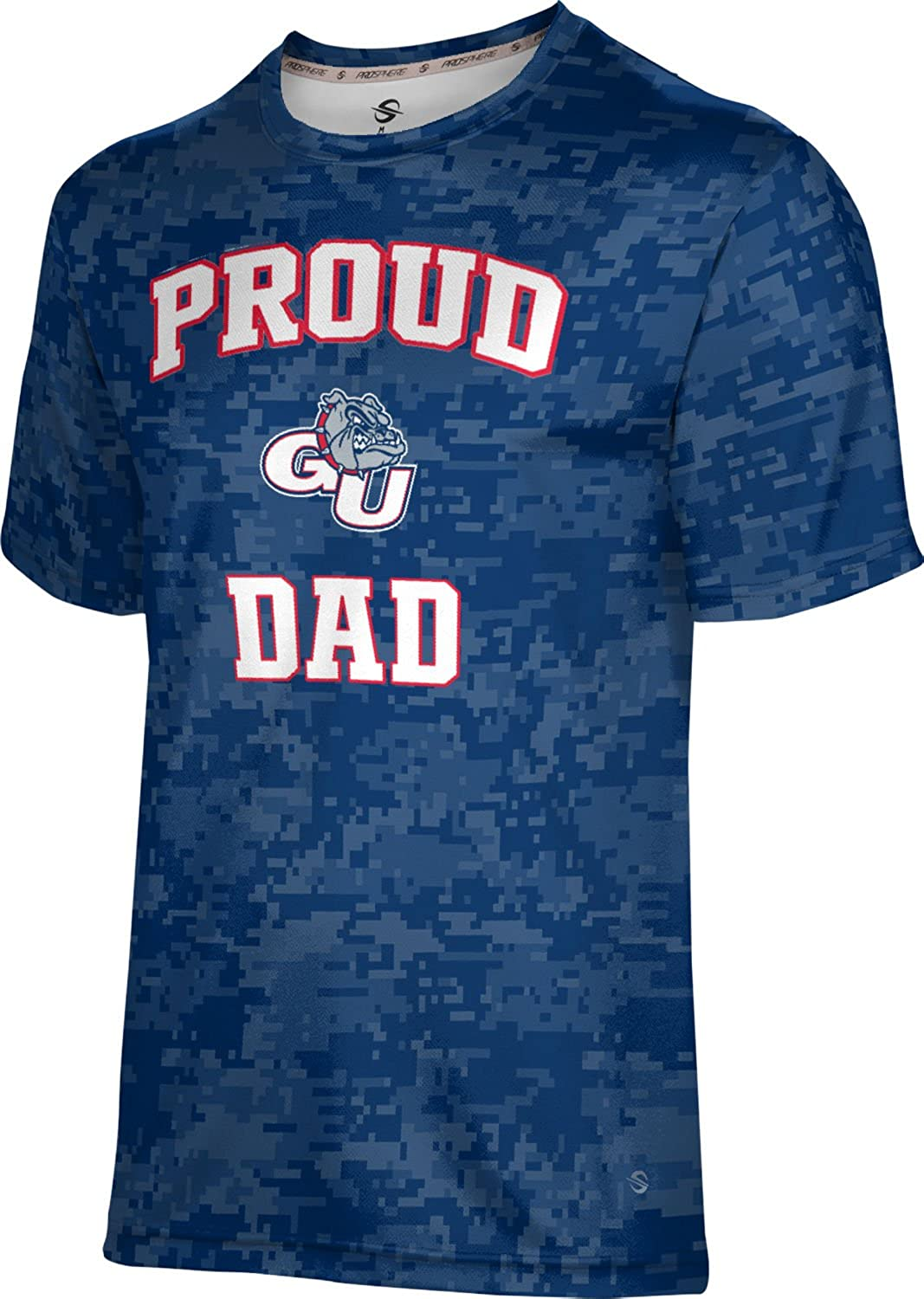ProSphere Gonzaga University Father's T-Sh Performance New sales OFFicial mail order Day Men's