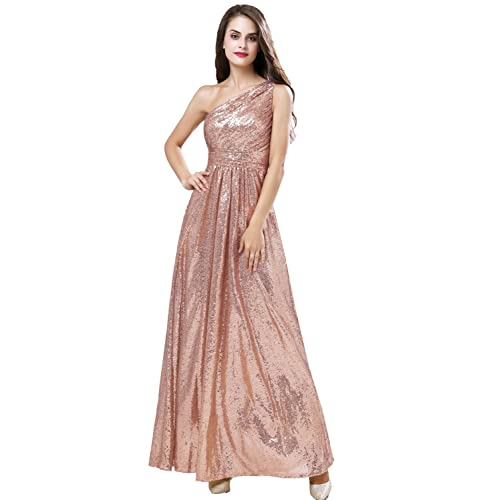 b80a2dca16 Prom and Bridesmaids Gold Dresses  Amazon.co.uk