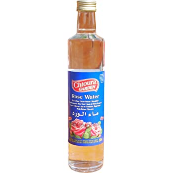 Chtoura - Rosenwasser - Rose water - Gül Suyu (500ml)