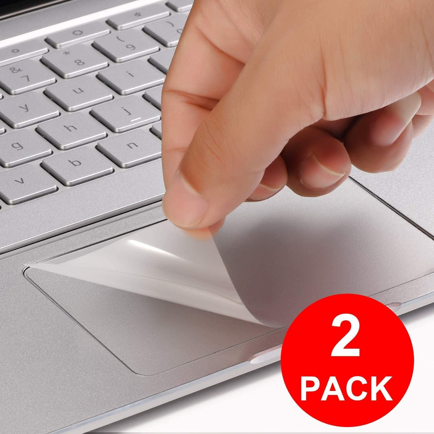 2 Pack Lapogy MacBook Air 13 inch Trackpad Fashionable Skin New item Protector Cover
