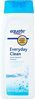 Equate Everyday Clean Pyrithione Zinc Dandruff Shampoo, 14.2oz, Compare to Head & Shoulders
