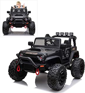 Modern-Depo 24V Kids Electric Ride On Car with Remote Control, 200W Ultra Powerful Motors 4X4 Off-Road Truck for Boys Girl...